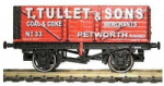 GM4410204 7 Plank Wagon T Tullet & Sons (weathered)